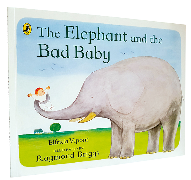 The Elephant and the Bad Baby - Album