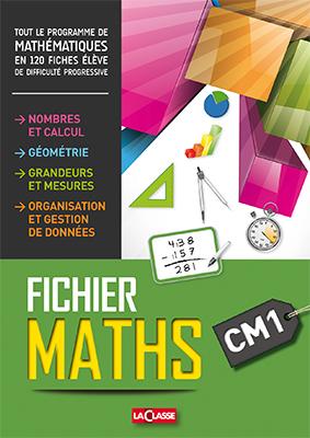 Boutique Des Editions La Classe Fichier Maths Cm1 120 Fiches 400 Exercices