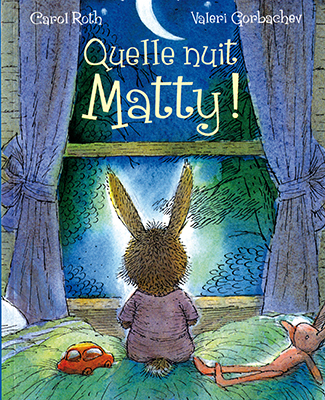 Quelle nuit Matty !