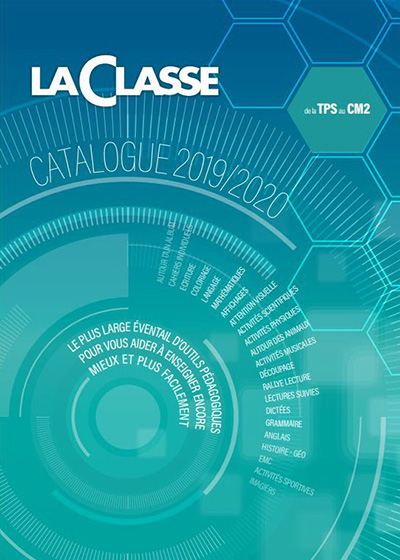 Catalogue La Classe 2019