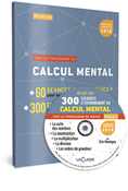 Calcul mental (CP-CE1-CE2) - Guide du PE + CD-ROM Compagnon