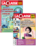 L'éducation et l'instruction civiques au Cycle 3 Vol. 1 et Vol. 2