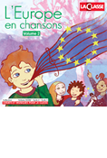 CD L'Europe en Chansons Vol. 2 + Livret