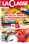 Emplois du temps & Programmations Cycles 2&3 - Edition 2017-2018