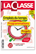 Emplois du temps & Programmations Cycles 2&3 - Edition 2019-2020