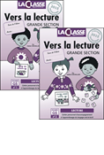 Vers la lecture GS (2 Cahiers) - IO 2015