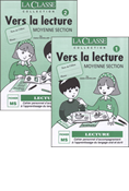 Vers la lecture MS (2 Cahiers) - IO 2015