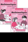 Mathématiques Grande Section Tome 1 et Tome 2