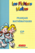 Fichiers Malins CP Français/Maths - Cycle 2