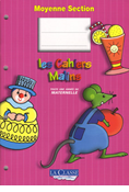 Les Cahiers Malins - Moyenne Section (MS) Maternelle